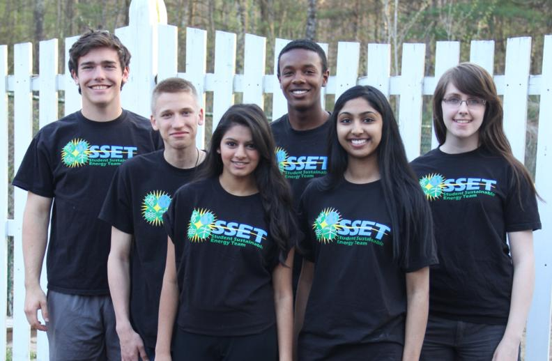 SSET Group Picture
